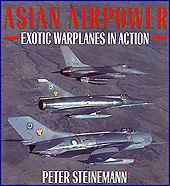 Asian Airpower published by Ospray with PAF fighters on the cover