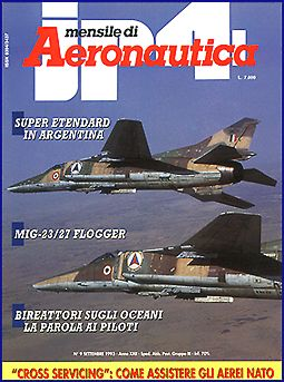 jp4 with IAF MiG-23BN on the cover