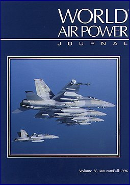 World Air Power Journal with KAF F/A-18Cs on the cover